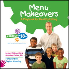 Menu Makeovers Bookcover