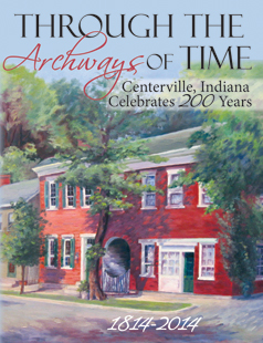 Through the Archways of Time Bookcover