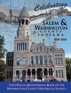 Celebrating Salem & Washington County Indiana Bookcover