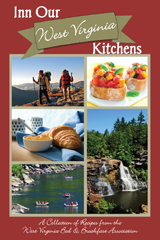 Inn Our West Virginia Kitchens Bookcover